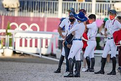 Bond Ashlee, USA<br /> Olympic Games Tokyo 2021<br /> © Hippo Foto - Dirk Caremans<br /> 03/08/2021