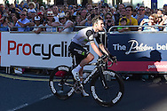 Mark Cavendish of Great Britain and Team Dimension Data after the Tour of Britain 2016 stage 8 , London, United Kingdom on 11 September 2016. Photo by Martin Cole.