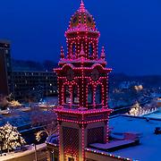Kansas City, Missouri Country Club Plaza Lights, January 2019