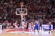 Dusko Savanovic<br /> The FlexX Pistoia - Banco di Sardegna Sassari<br /> Lega Basket Serie A 2016/2017<br /> Pistoia, 05/11/2016<br /> Foto Ciamillo-Castoria