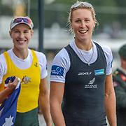 NZL W1X @ World Champs 2014