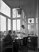 21/07/1958<br /> 07/21/1958<br /> 21 July 1958<br /> Views of Hotel Pierre  in Dun Laoghaire, Dublin.  The Bar