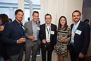 DocuSign special event at a private residence in San Francisco, California, on September 16, 2015. (Stan Olszewski/SOSKIphoto)