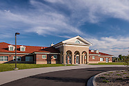 Warfighter Transition Complex at Fort Knox Kentucky Photography