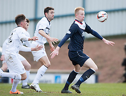 Falkirk's Mark Beck.<br /> Raith Rovers 2 v 4 Falkirk, Scottish Championship game today at Starks Park.<br /> © Michael Schofield.