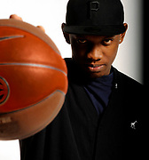 DESCRIZIONE : Ligue France Pro A Cholet Photographie Magazine<br /> GIOCATORE : Seraphin Kevin<br /> SQUADRA : Cholet<br /> EVENTO : FRANCE Ligue  Pro A 2009-2010<br /> GARA :<br /> DATA : 15/02/2010<br /> CATEGORIA : Basketball Photographie Magazine Antilles<br /> SPORT : Basketball<br /> AUTORE : JF Molliere par Agenzia Ciamillo-Castoria <br /> Galleria : France Ligue Pro A 2009-2010 Photographie Magazine <br /> Fotonotizia : Kevin Seraphin Photographie Magazine Ligue France 2009-10 Cholet<br /> Predefinita :