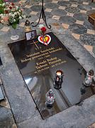 Krypta grobowa w kaplicy św. Michała Archanioła, w prawej nawie świątyni św. Piotra i Pawła w której zostało złożone ciało  biskupa Tadeusza Pieronka. Spoczywa w niej krakowski biskup pomocniczy Stanisław Smoleński.