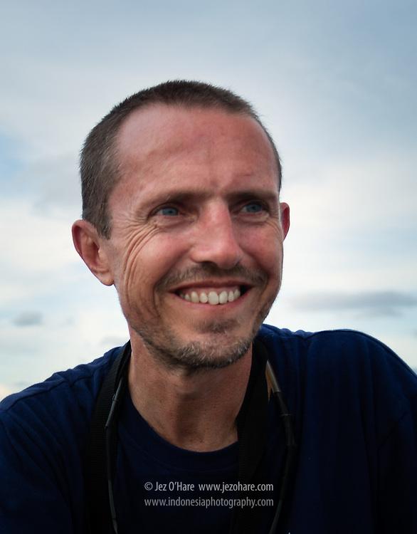 Jez O'Hare, photographer, Sulawesi, Indonesia