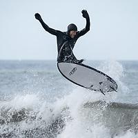North Yorkshire surfing