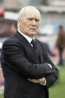 """L'Allenatore dell'Ascoli Nedo Sonetti<br /> Ascoli Trainer Nedo Sonetti<br /> Italian """"Serie A"""" 2006-07 <br /> 01 Apr 2007 (Match Day 30)<br /> Empoli-Ascoli (4-1)<br /> """"Castellani"""" Stadium-Empoli-Italy<br /> Photographer Luca Pagliaricci INSIDE"""