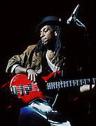 "Tony ""Gad"" Robinson and Aswad live in London 1987"
