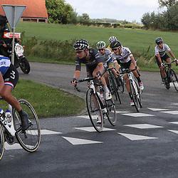 04-09-2016: Wielrennen: Ladies Tour: Valkenburg<br />VALKENBURG (NED) wielrennen  <br /><br />Nederlands Kampioen Anouska Koster, Amy Pieters, Lizzy Armitstead