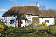 Pretty small detached country cottage, Cherhill, Wiltshire, England, UK - property released