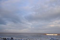 Winter sunshine, Cromer, Norfolk UK Dec 2020