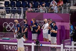 Team Great Britain<br /> Olympic Games Tokyo 2021<br /> © Hippo Foto - Dirk Caremans<br /> 28/07/2021