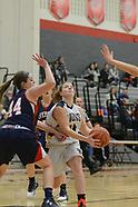 New Hope Solebury Girls Basketball Playoff