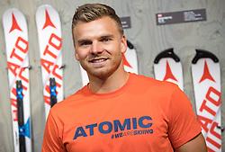 06.10.2010, Atomic Homebase, Altenmarkt, AUT, Atomic Medien Tag 2016, im Bild Andreas Sander (GER) // Andreas Sander (GER) during the Atomic Media Day at Atomic Homebase in Altenmarkt, Austria on 2016/10/06. EXPA Pictures © 2016, PhotoCredit: EXPA/ Johann Groder