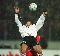 Miroslav KLOSE, Miroslav<br />                              Fu§ballspieler   Deutschland <br />Deutschland - Albanien  2:1<br />WM-Qualifikation