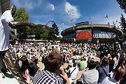 Roland Garros 2011. Paris, France. May 28th 2011..Place des Mousquetaires. Court 1