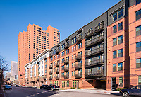 Architectural images of Banner Hill Apartments in Baltimore Maryland by Jeffrey Sauers of Commercial Photographics, Architectural Photo Artistry in Washington DC, Virginia to Florida and PA to New England