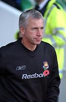 Photo: Olly Greenwood.<br />West Ham United v Blackburn Rovers. The Barclays Premiership. 29/10/2006. West Ham manager Alan Pardew