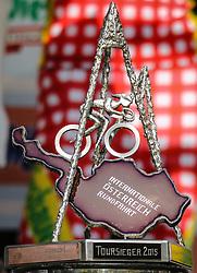 07.07.2015, Windischgarsten, AUT, Österreich Radrundfahrt, 3. Etappe, Windischgarsten nach Judendorf, im Bild die Siegestrophäe für den Toursieger 2015 // the trophy for the overall winner of the Tour of Austria, 3rd Stage, from Windischgarsten to Judendorf, Windischgarsten, Austria on 2015/07/07. EXPA Pictures © 2015, PhotoCredit: EXPA/ Martin Huber