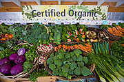 The produce stand sells seasonal fresh fruit and produce. The Center for Urban Agriculture at Fairview Gardens is one of the oldest organic farms in California.. Goleta, California