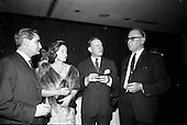 1965 - Ballsbridge Motors Ltd. reception at the Intercontinental Hotel