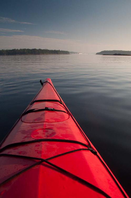 Heading Home, Brooksville, Maine, US