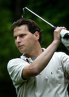 MOLENSCHOT - Rene van Groningen. .  Voorjaarswedstrijd golf 2003 op GC Toxandria. . COPYRIGHT KOEN SUYK