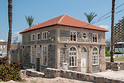 The old synagogue in the House of Gabriel Cabra Bildirici Cohen, Tiberias, Israel