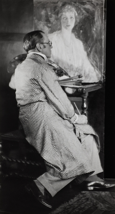 Sir John Lavery, painter, England, UK, 1916