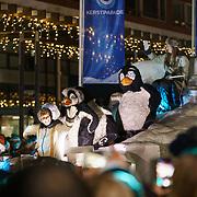 NLD/Amstelveen/20181222 - SBS Kerstparade 2018, pinquins