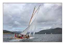 Day three of the Fife Regatta, Cruise up the Kyles of Bute to Tighnabruaich<br /> <br /> The Truant, Ross Ryan, GBR, Gaff Cutter 8mR, Wm Fife 3rd, 1910<br /> <br /> * The William Fife designed Yachts return to the birthplace of these historic yachts, the Scotland's pre-eminent yacht designer and builder for the 4th Fife Regatta on the Clyde 28th June–5th July 2013<br /> <br /> More information is available on the website: www.fiferegatta.com