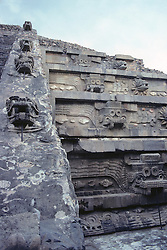 Teotihuacan, Temple of the Feathered Serpent