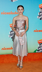 March 23, 2019 - Los Angeles, CA, USA - LOS ANGELES, CA - MARCH 23: Sky Katz attends Nickelodeon's 2019 Kids' Choice Awards at Galen Center on March 23, 2019 in Los Angeles, California. Photo: CraSH for imageSPACE (Credit Image: © Imagespace via ZUMA Wire)