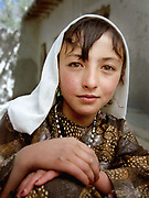 In Qala-i-panjah, we stay in the house of Pir Shah Ismail, the Ismaili spiritual leader of the Wakhan Corridor. Wakhi people are Ismaili muslims.<br /> Gul Asli, the niece of Pir Shah Ismail.