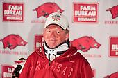 2012 Arkansas football Bobby Petrino motorcycle accident