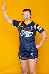 Lyndsay O'Donnell of Worcester Warriors Women - Mandatory by-line: Robbie Stephenson/JMP - 27/10/2020 - RUGBY - Sixways Stadium - Worcester, England - Worcester Warriors Women Headshots