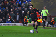 Lewis Morgan of Sunderland (17) in action during the EFL Sky Bet League 1 match between Barnsley and Sunderland at Oakwell, Barnsley, England on 12 March 2019.