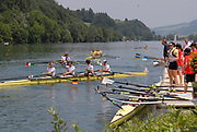 Lucerne, Switzerland.  2010 FISA World Cup. Lake Rotsee, Lucerne.  13:47:16   Sunday  11/07/2010.  [Mandatory Credit Peter Spurrier/ Intersport Images]