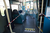 New social distancing rules put in place on Arriva buses No standing, keeping the windows open and stay two metres away from others - these are some of the new social distancing guidelines being put in place on Arriva buses. The buses will no longer be taking as many passengers, meaning some people may have to wait longer to get on