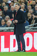 Jaroslav Silhavy, Manager of Czech Republic during the UEFA European 2020 Qualifier match between England and Czech Republic at Wembley Stadium, London, England on 22 March 2019.