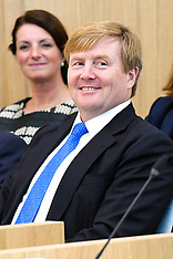 King Willem Alexander opens courthouse Breda - 14 Sept 2018