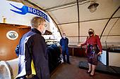 Koningin Maxima bezoekt Boeg B.V. & Boeg Nautic