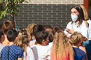 090821 Queen Letizia attends the Opening of the School Year 2021/2022