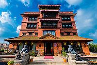 Hotel Heritage, Bhaktapur, Nepal.