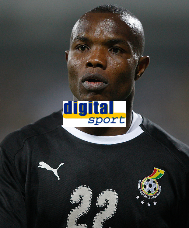 Photo: Steve Bond/Richard Lane Photography.<br />Ghana v Morocco. Africa Cup of Nations. 28/01/2008. Ghana keeper Richard Kingson