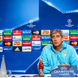 Manchester City v Juventus - Press Conference