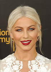 Julianne Hough arriving to the Creative Arts Emmy Awards held at the Microsoft Theatre L.A. Live in Los Angeles, CA, USA, September 11, 2016. Photo by Apega/ABACAPRESS.COM